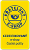 přátelský e-shop | certifikovaný e-shop české pošty